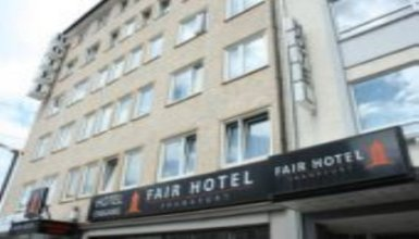 Fair Hotel An Der Messe