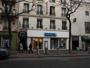 Hotel Des Buttes Chaumont