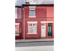 Cozy two Bedroom House Near Mediacity UK