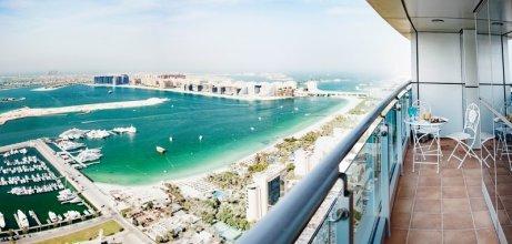 Dream Inn Dubai Apartments-Princess Tower Marina