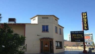 Sin City Hostel Las Vegas