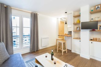 Guestready - Designer Studio for 2, Close to Louvre Museum!
