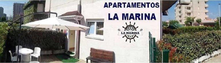 Apartamentos La Marina