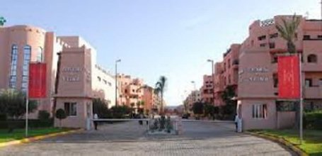 Apartment With one Bedroom in Marrakech, With Pool Access, Terrace and