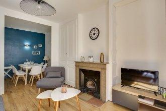 Splendid Apartment Near Saxe - Gambetta