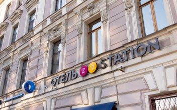 Отель Станция Z12