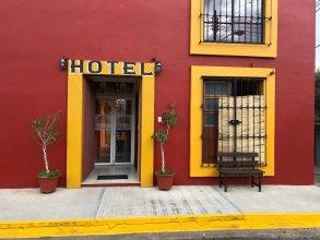 Hotel La Cascada Oaxaca