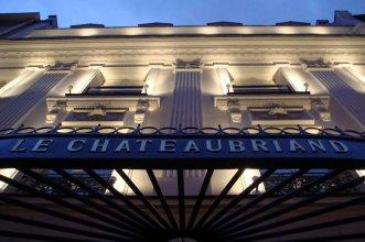 Hôtel Chateaubriand Champs Elysées