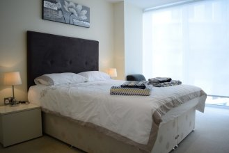 Luxury 1 Bedroom Flat in Canary Wharf