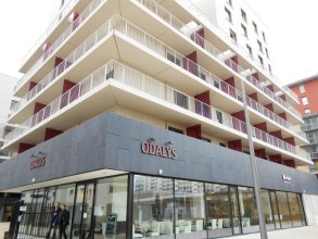 Apparthotel Odalys Lyon Confluence