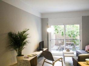 Idyllic Apartment With Terrace
