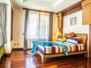 Pattaya Siam  Downtown 4 Bedroom Independent Pool Villa