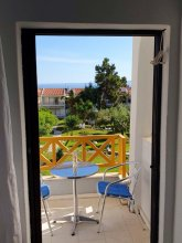 Apartment With one Bedroom in , With Wonderful sea View, Balcony and Wifi