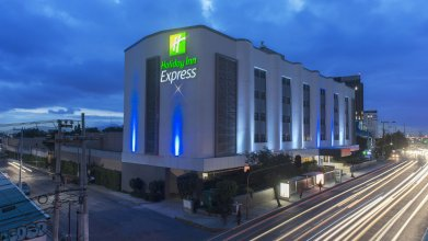 Holiday Inn Express Mexico - Toreo