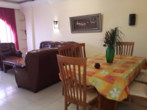 Apartment With 3 Bedrooms in Tanger, With Wonderful City View and Wifi