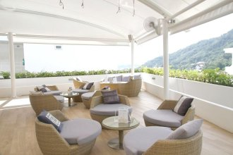 Apartment With 2 Bedrooms in Phuket, With Wonderful sea View, Shared Pool, Furnished Balcony - 2 km From the Beach