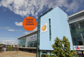 Holiday Inn Express Exeter - City Centre