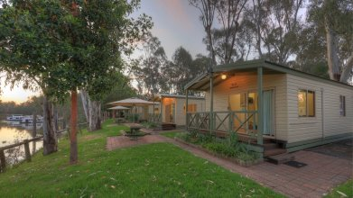 Moama Riverside Holiday & Tourist Park, Kanyapella