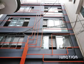 The Junction Hotel Hai Ba Trung