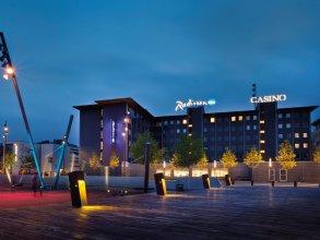 Radisson Blu Limfjord Hotel Aalborg