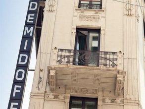 Отель Demidoff Milano