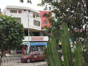 Hotel Plaza San Antonio