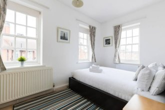 2BR Westminster Flat Close to Buckingham Palace