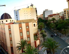 Apartment With one Bedroom in Alicante, With Wonderful Mountain View,
