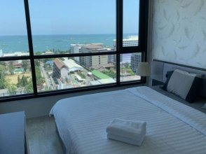 The base Pattaya two-bedroom sea view apartment 8