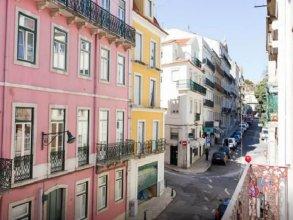 Lisbon Gloria Apartment
