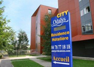 Odalys City Lyon Bioparc