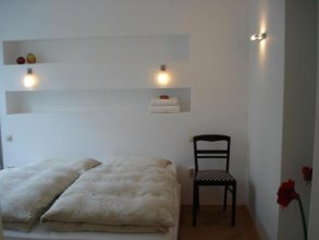 Bed in Amsterdam