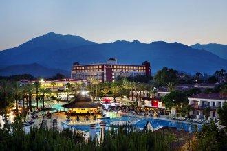 Курортный отель PGS Kiriş