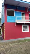 Apartment With 2 Bedrooms in Sainte-anne, With Wonderful Mountain View