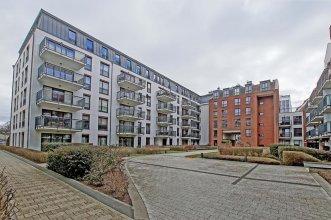 Billberry Apartments - Gdansk Szafarnia