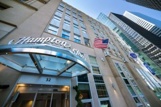 Hampton Inn Manhattan/Downtown-Financial District