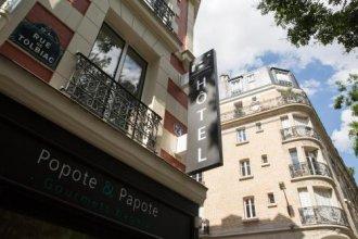 Urban Bivouac Hôtel Tolbiac Olympiades