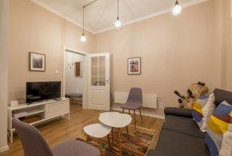 FM Deluxe 1-BDR Apartment - Solunska street