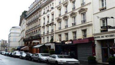 Hotel De Nevers Saint Germain
