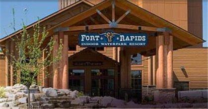Fort Rapids Indoor Waterpark Resort