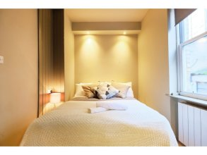 Modern & Chic 1-br Flat for 3 in Fitzrovia