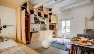 Design Studio Fully Refurbished Rue De Charonne
