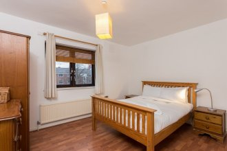 Spacious Flat Minutes from Kings Cross