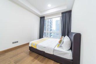 OYO Home 89449 Fancy 2 Bedroom Crest Residence