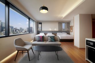 Moxy by Marriott Seoul Insadong