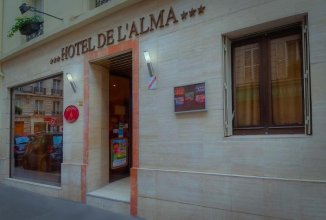Hotel de l'Alma