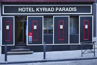 Hotel Kyriad Marseille Centre - Paradis - Prefecture
