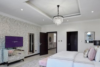Dream Inn Dubai - Royal Palm Beach Villa
