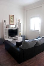 Apartment With 3 Bedrooms in València, With Balcony and Wifi - 700 m From the Beach
