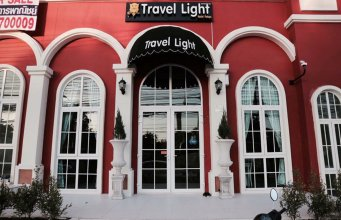 Travel Light Hostel Pattaya